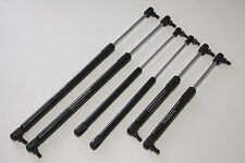 Bonnet + Tailgate + Rear Window Gas Struts (6pcs)- Jeep Grand Cherokee WJ 99-05