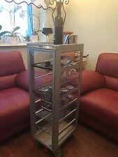 Trolley, Flugzeug, Airline, Aircraft Cart, Halfsize, Bar, Office, Messe,Geschenk