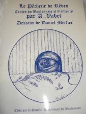 NORD / LE PÉCHEUR DE RÊVES  Contes du Boulonnais & d'ailleurs, par A.Dadet