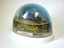 "Vintage ""Plaza Theatre of Wax"" Snow Globe / Water Dome Collectible #71"