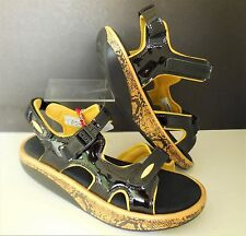 New MBT Sz 39EU 8-8.5 Adjustable Walking Performance Toning Sandals Shoes $189
