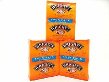 Wright's Traditional Soap With Coal Tar Fragrance Twin Pack x 3