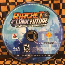 Ratchet & Clank Future: Tools of Destruction (PS3, 2007) USED (DISC ONLY) #10384