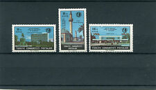 TURCHIA-TURKEY 1966 serie congresso unione fiere 1798-00  MNH