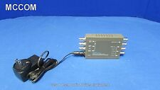 AJA D10C2 SD-SDI to Analog Video Converter w/ ps