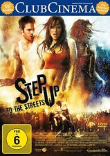 STEP UP 2 - TO THE STREETS  DVD NEU  BRIANA EVIGAN/ROBERT HOFFMAN/+