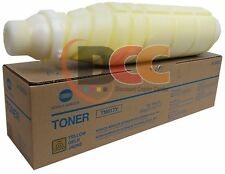A1U9231 YELLOW TONER FOR KONICA MINOLTA BIZHUB PRESS C60HC C70HC TN617Y