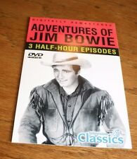Adventures of Jim Bowie (RC)