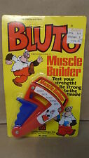 1980 Carlin playthings bluto muscle builder king features syndicate popeye