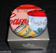 Rosenthal Andy Warhol Campbells Briefbeschwerer / Paperweight Neu & Ovp