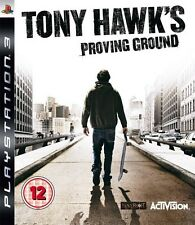 Tony Hawk's Proving Grounds [PlayStation 3 PS3, Region Free, Skating Fun] NEW