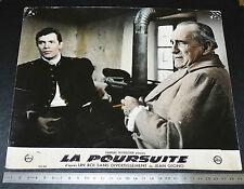PHOTO CINEMA 1963 LA POURSUITE UN ROI SANS DIVERTISSEMENT C. VANEL C. GIRAUD