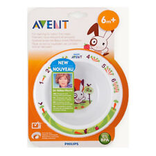 Philips AVENT Toddler bowl small 6m+ White - SCF706/00