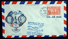 Philippinen Philippines Kat. 474 used FDC Cover 1947
