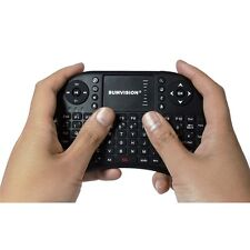 SUMVISION NICO MINI 2.4Ghz HANDHELD KEYBOARD with TOUCHPAD FOR ANDROID TV XBOX