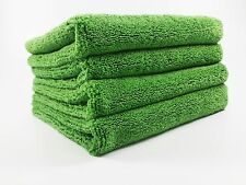4 NANO Technology Super ultra microfiber cleaning cloth, super absorbent design