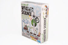 """Bastelset """"Weather Science"""" für Wetter-Experimente spielen und lernen von 4M"""