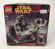 Lego Star Wars 7251 Darth Vader Transformation (Retired) Factory Sealed New
