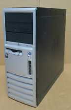 HP D530 DC577AV - Celeron 2.00GHz 256MB RAM No HDD Tower PC Computer