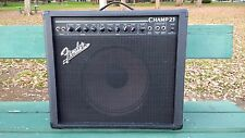 Fender Champ 25 guitar amp