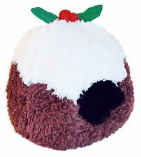 Happy Pet Christmas pudding pouch - soft & cozy hamster / gerbil home