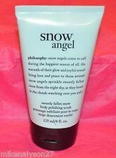 PHILOSOPHY SNOW ANGEL BODY POLISHING SCRUB 4OZ  GREAT GIFT IDEA!