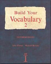 Build Your Vocabulary 2: Intermediate (No.2), Powell, Mark, Berman, Michael, Flo