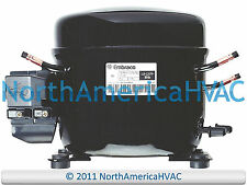 EMBRACO FF10HBK FF10HBK1 Replacement Refrigeration Compressor 1/4 HP R-134A 115V