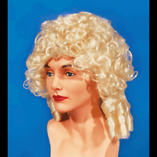 Blonde Victorian Wig - Adult or Child Halloween Costume