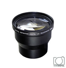 49MMMM 3x Telephoto Zoom Lens for SONY ALPHA NEX-3 NEX-5 NEX-7 A3000 NEX-F3