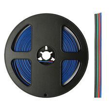 WOW - 5M 4 Pin Wire Extension Connector Cable Cord for 3528 5050 LED RGB Strip