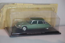 ATLAS CITROEN DS 21 INJECTION ELECTRONIQUE 1970 1:43