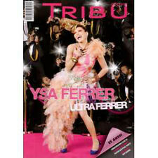 Ysa FERRER Tribu move N° 138 Magazine
