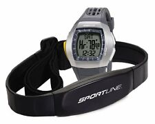 Sportline 1025 Women's Duo Heart Rate Monitor Gray