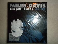 """COFFRET 5 CD MILES DAVIS """"The Anthology 55-58"""" Neuf et scellé µ"""