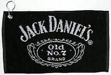 Jack Daniels Cotton Golf Towel  (pp)