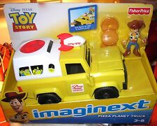 Fisher Price Imaginext Disney-Pixar Toy Story Pizza Planet Truck NEW! ASAP SHIP!