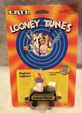 FOGHORN LEGHORN IN COAL  CAR ERTL Diecast LOONEY TUNES #2707