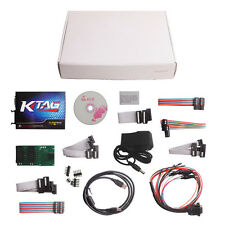 KTAG K-TAG ECU Programming Tool Master Version V2.10 No Checksum Error
