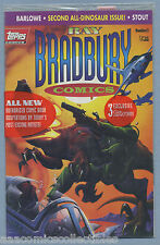 Ray Bradbury Comics #3 1993 Dinosaur Issue Barlowe Stout Ken Steacy Topps