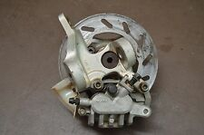 2005 HONDA TRX 450R RIGHT DISC SPINDLE KNUCKLE CALIPER ASSEMBLY