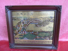 nobile,alta qualità immagine__Cina__in ottone con cornice__zisseliert und