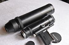 Novoflex Noflexar 600mm f/8, Schnellschussanschluss, Nikon F