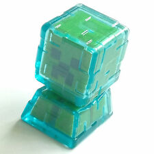 MINECRAFT MINI FIGURES ELECTRIFIED CREEPER RARE SOLD AS IS SHIP WORLDWIDE!
