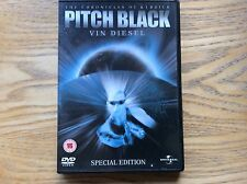 Pitch Black, The Chronicles Of Riddick Dvd! Look At My Other Dvds!