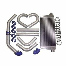 """31x12x3 Intercooler 3"""" Universal Piping Kit For FORD CHEVY DODGE JEEP CIVIC"""