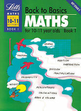 Back to Basics: Maths for 10-11 Year Olds Bk.1,GOOD Bo