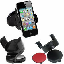 360° Universal Mobile Phone PDA Car Windscreen Suction Mount Holder Cradle Stand