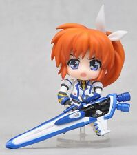 Lyrical Nanoha Force 3 LE with Nendoroid Petit Takamachi Nanoha