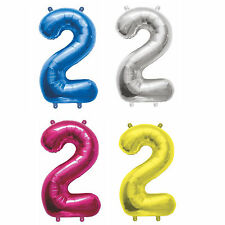 """16"""" Large Foil Happy Birthday Party Decoration Baloons Wedding Anniversary Gifts"""